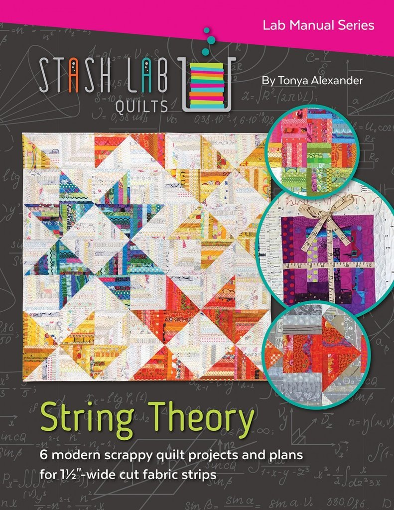 String Theory 6 Modern Quilts Book