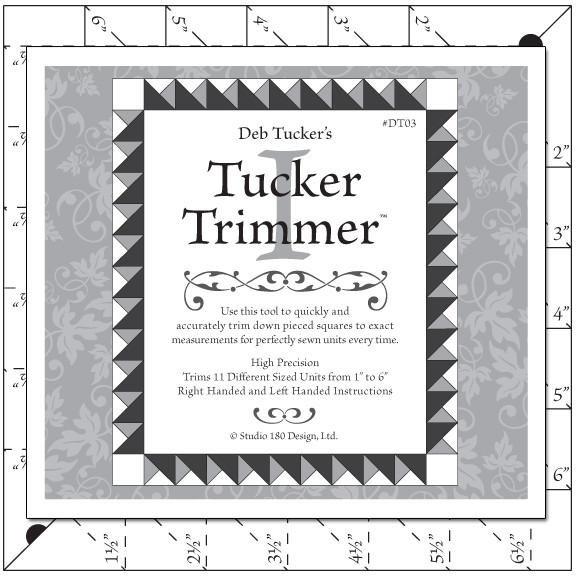 Studio 180 Tucker Trimmer I