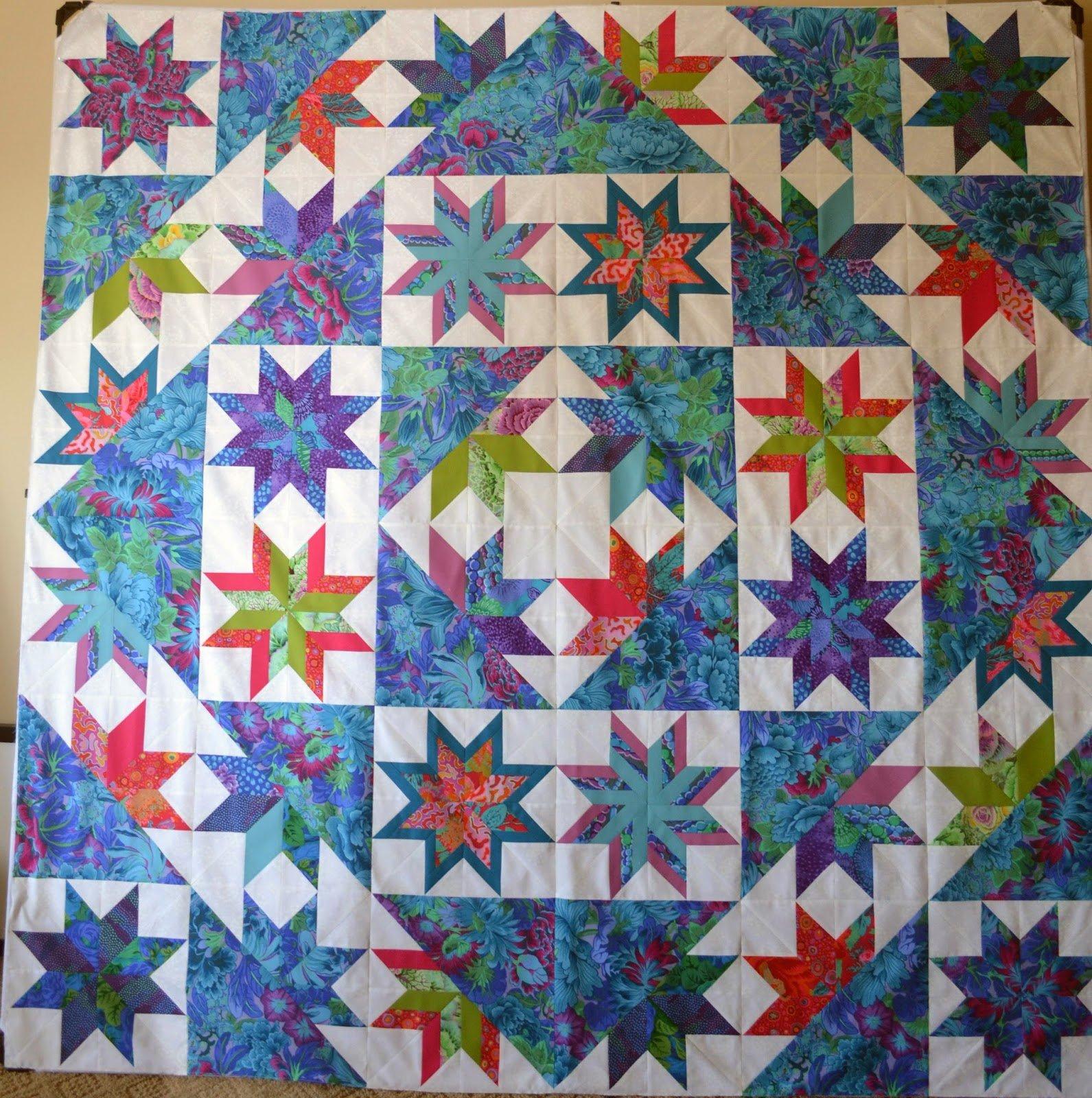 loco for lemoyne stars Pattern - Sew on the Go