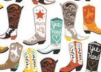Blend Luckie Boots