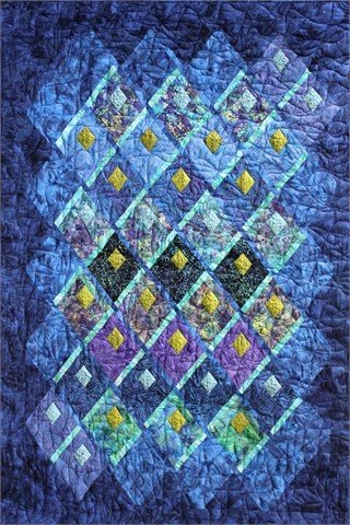 Island Waters Batik Top Kit