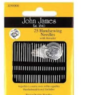 Best Home John James 25 Handsewing Needles
