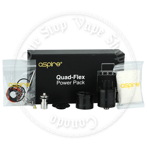 Aspire Quad Flex Power Kit