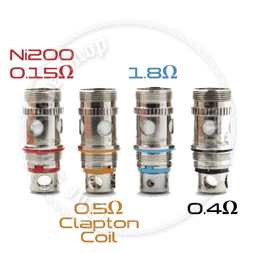 Aspire Triton Coils 5-pack Kanthal