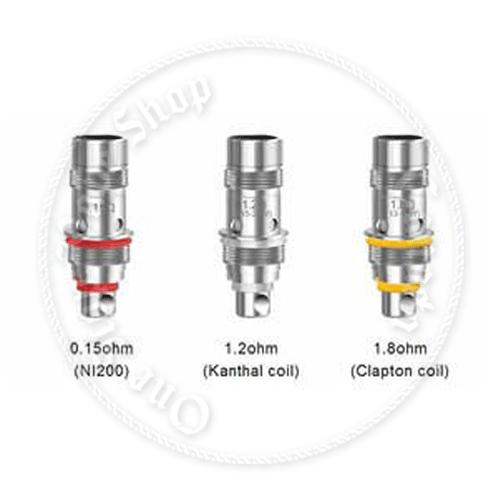 Aspire Triton Mini Coils 5-pack Ni200
