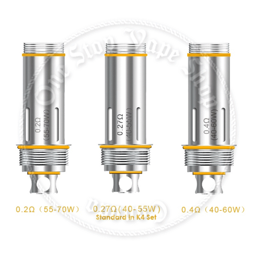 Aspire Cleito Coil 5-pack Clapton