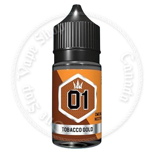 01 Tobacco Gold