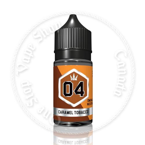 04 Caramel Tobacco
