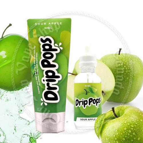7 Daze Drip Pops Sour Apple