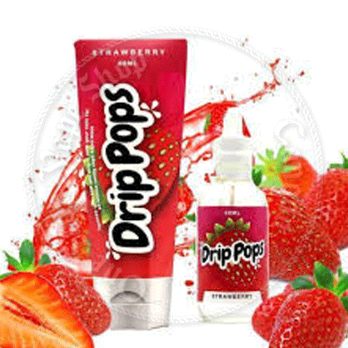 7 Daze Drip Pops Strawberry