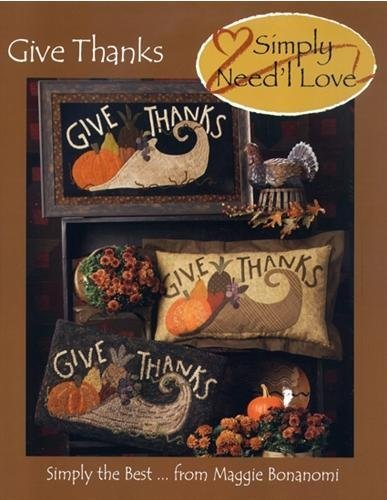 Give Thanks -  Simply Need'l Love