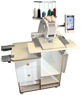 PR650 and PR-Series Embroidery Table/Cabinet
