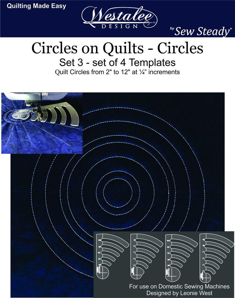 Circles On Quilts - Circles