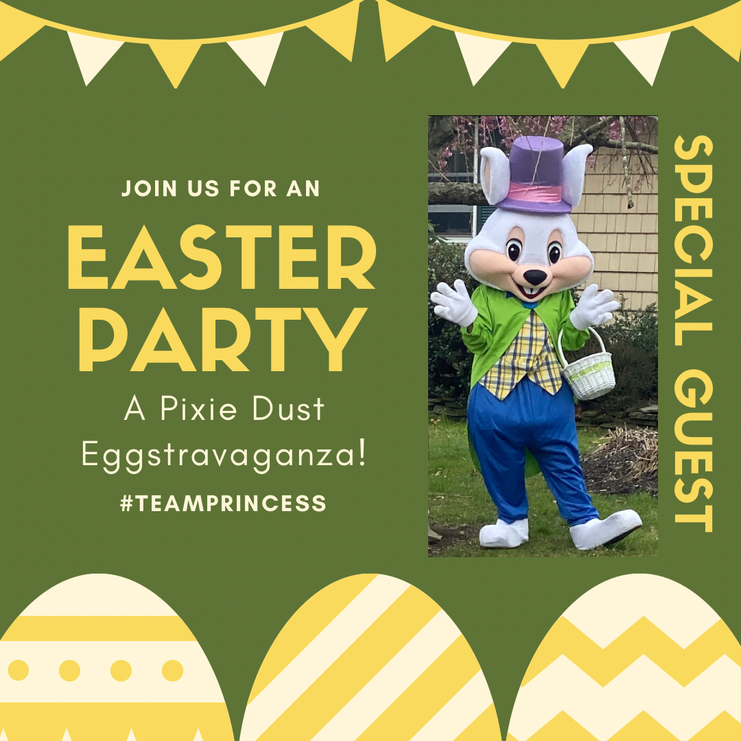Easter Party Sibling Ticket