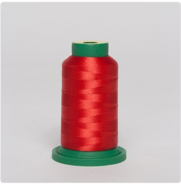 Embroidery Thread Flame Red