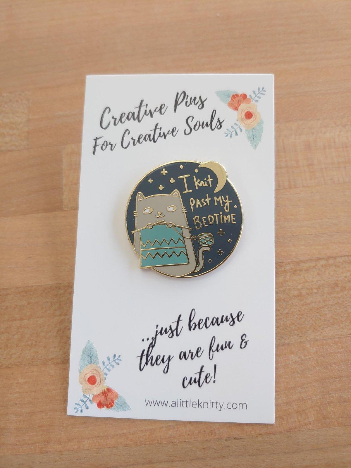 Creative Pins for Creative Souls