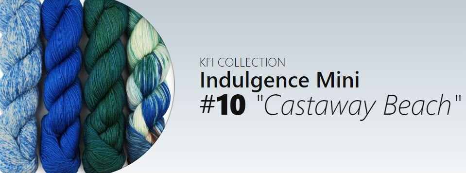 Indulgence Mini Set with KFI pattern