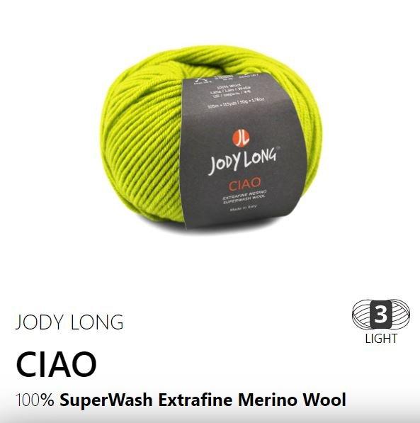 Jody Long - Ciao