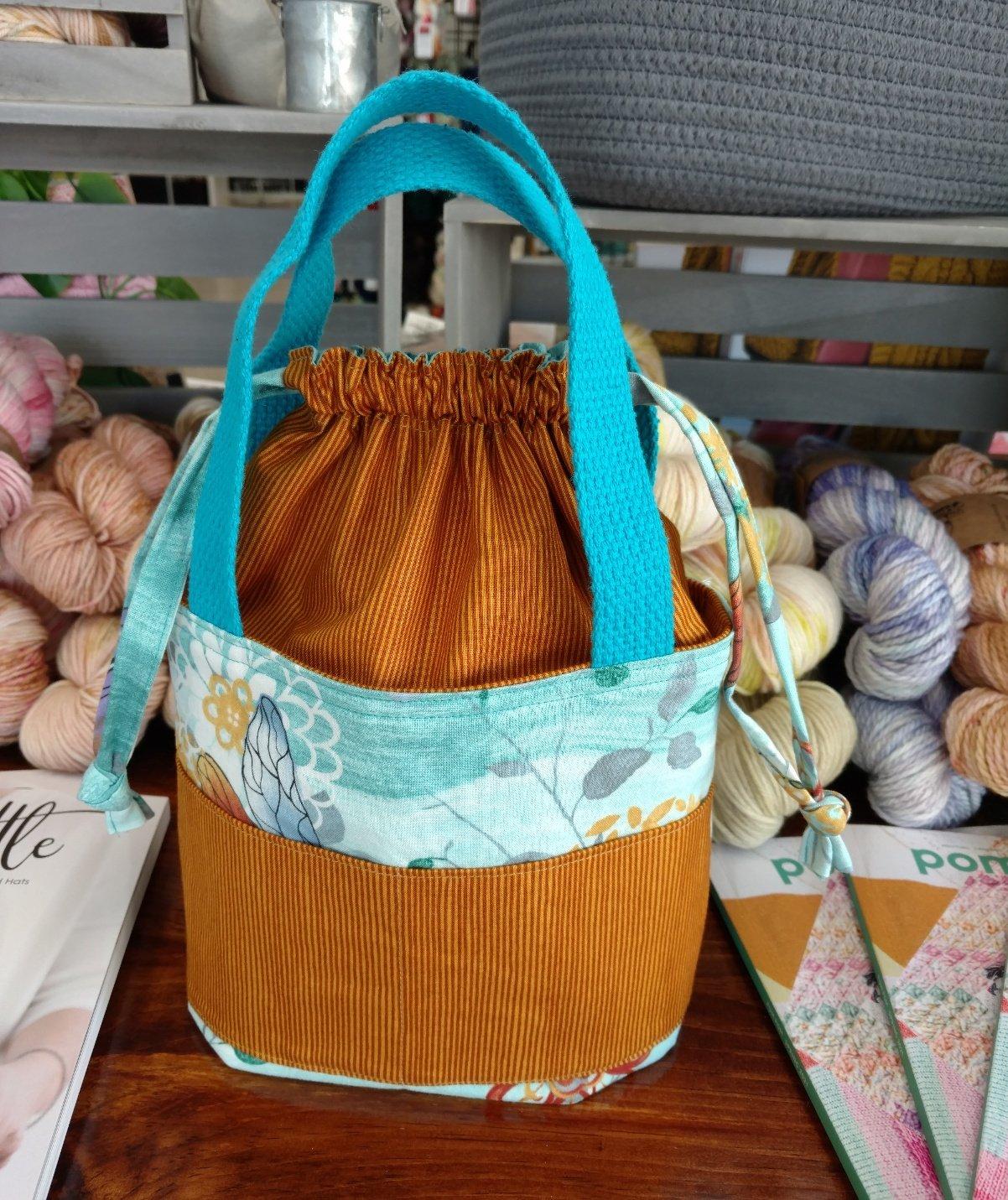 Skinny Bug Studio Small Project Bag