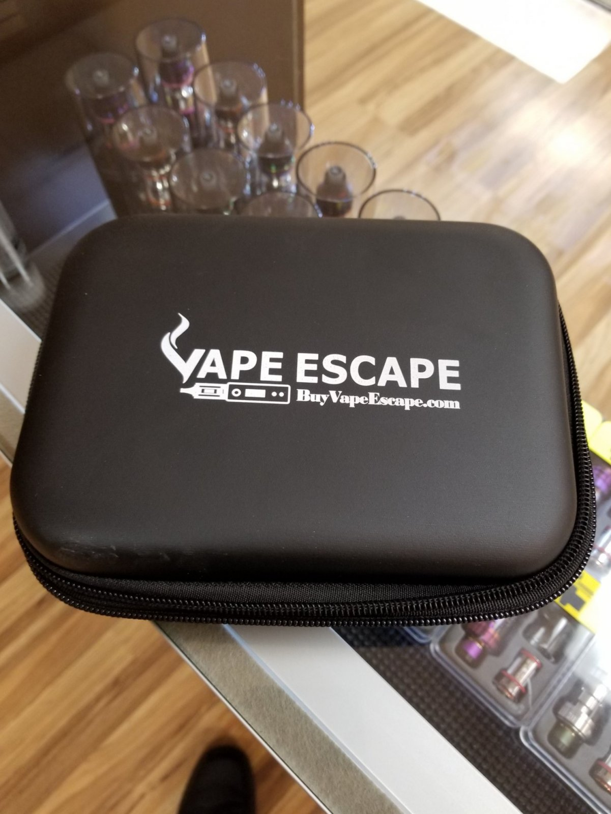 Case Vape Escape - 0081798197196