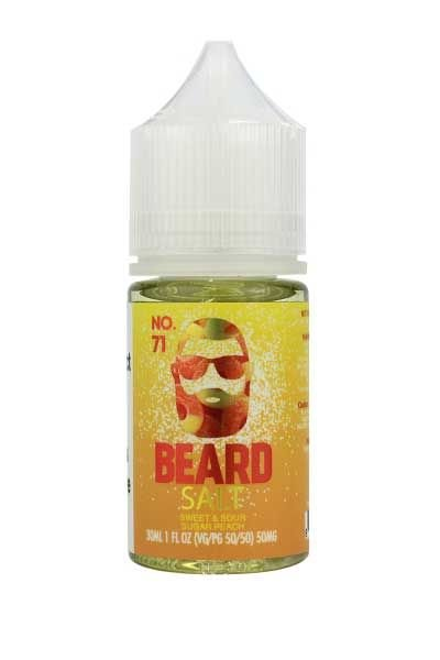 Beard 71 Salt 30mg