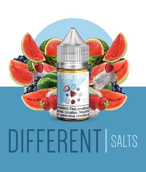 Different Salt 50mg