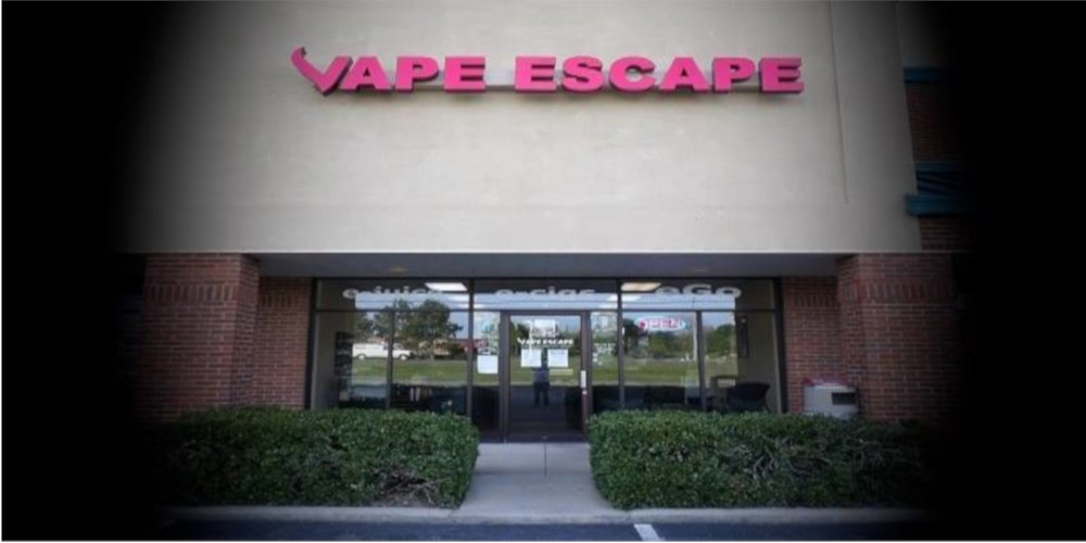 Welcome To Vape Escape