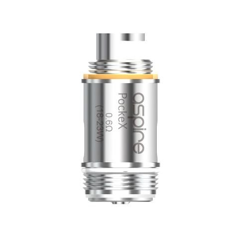 Aspire Pockex Replacement Atomizer (Single)