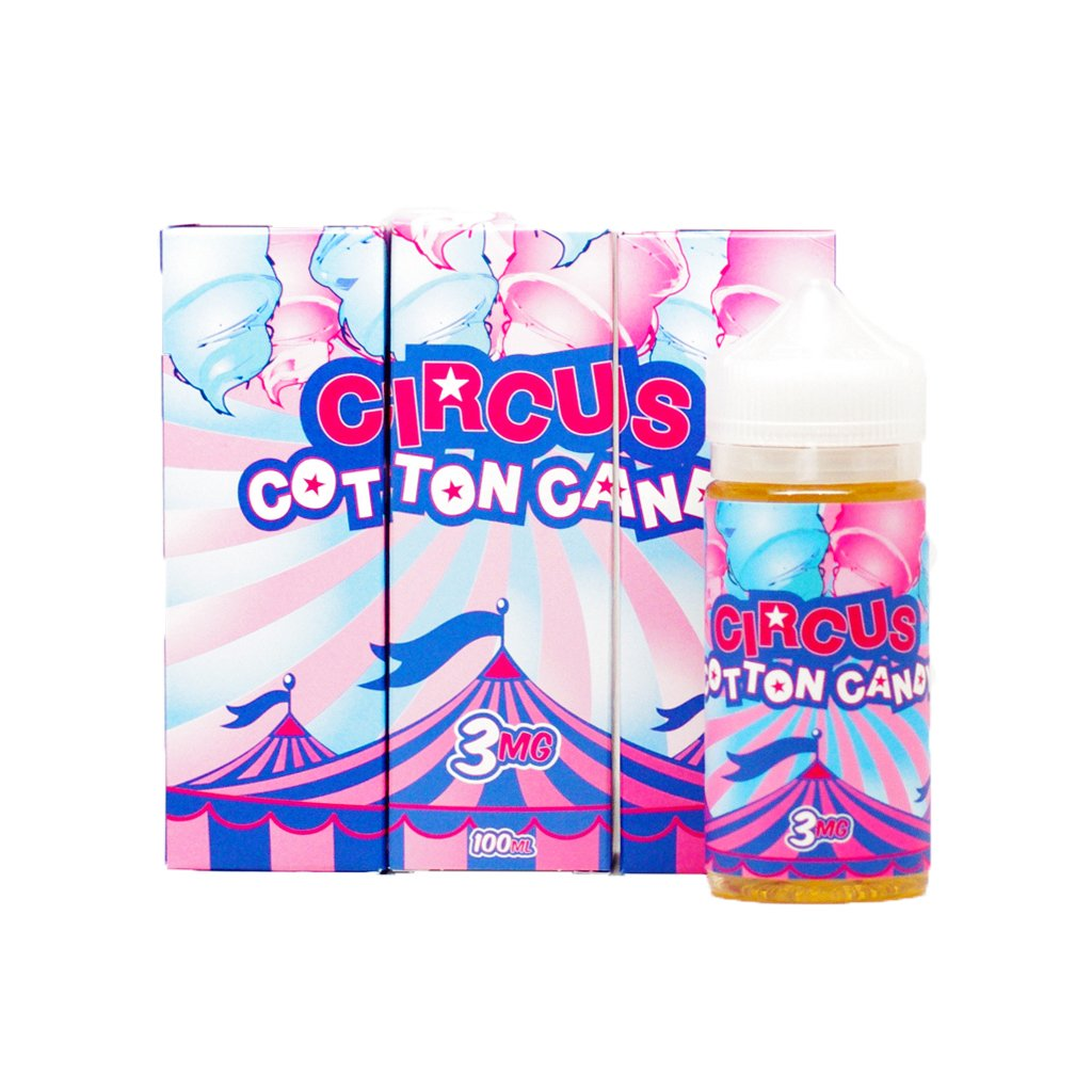Circus Cotton Candy (100ml)