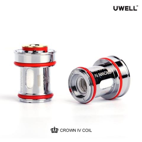 Uwell Crown 4 Replacement Atomizer (Crown IV) (Single)