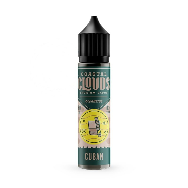 Coastal Clouds Cuban (60mL)