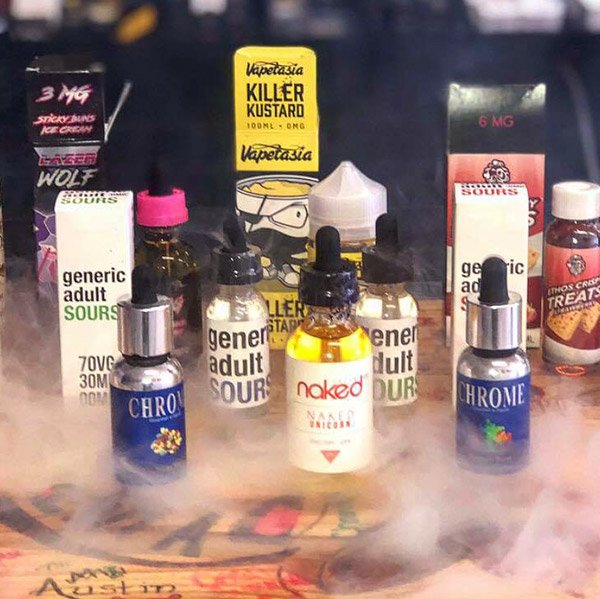 eJuice Categories