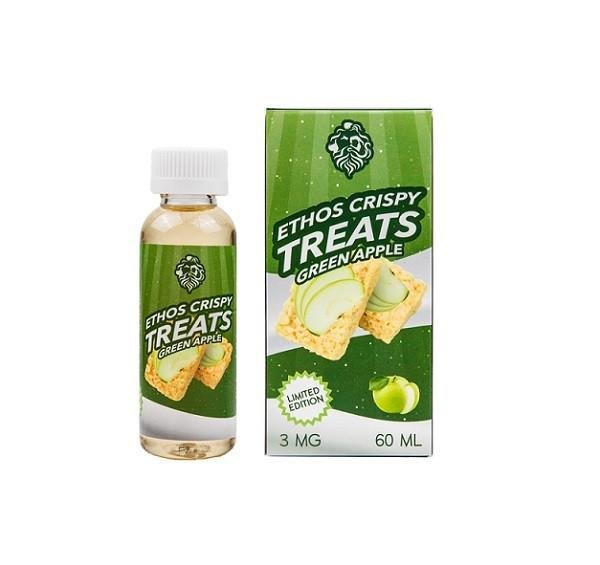 Green Apple Crispy Treats (60ml)