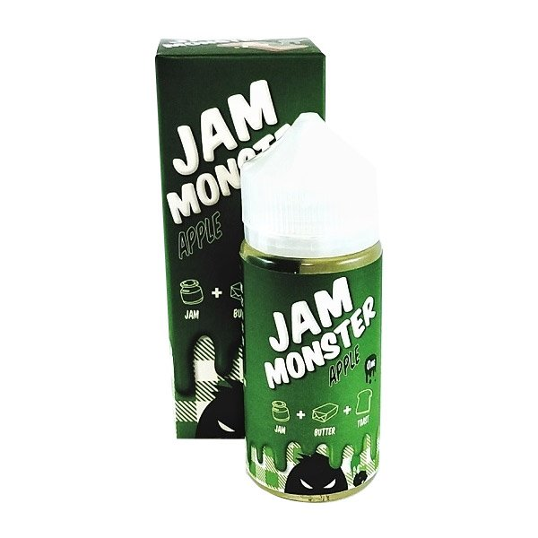 Jam Monster Apple (100ml)