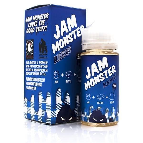 Jam Monster Blueberry (100mL)