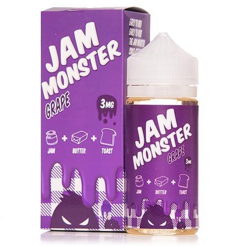 Jam Monster Grape (100ml)