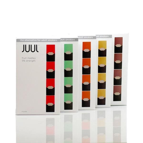 JUUL eLiquid Replacement PODs