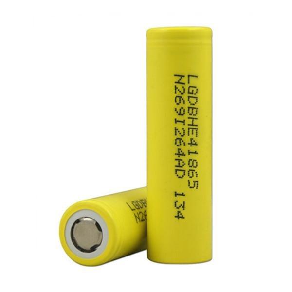 LG HE4 2500 mAh 20A 18650 Battery