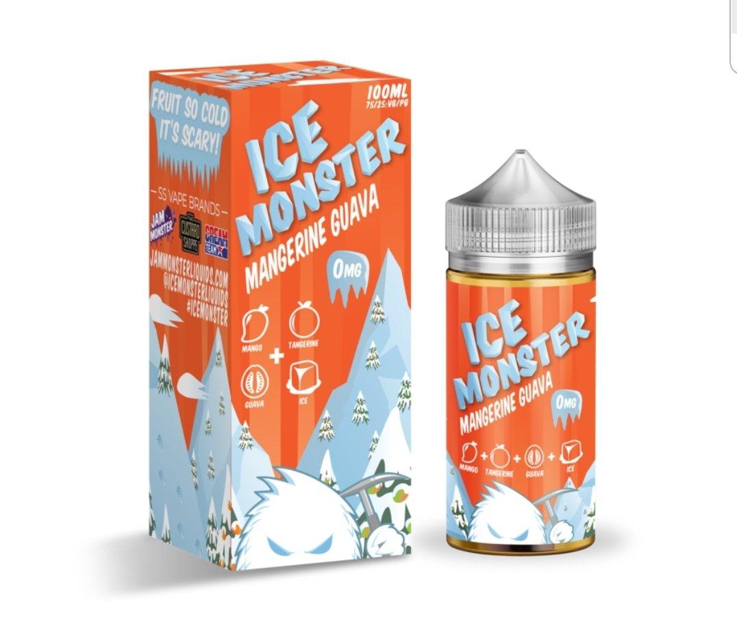 Ice Monster Mangerine Guava (100mL)