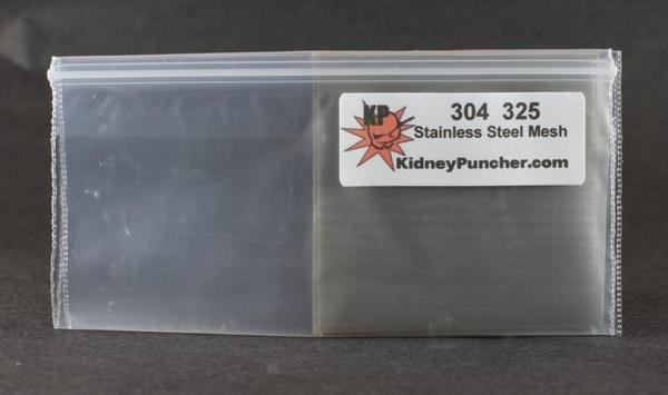 304 325 STAINLESS STEEL MESH 2 X 2 SQUARE 3 PACK