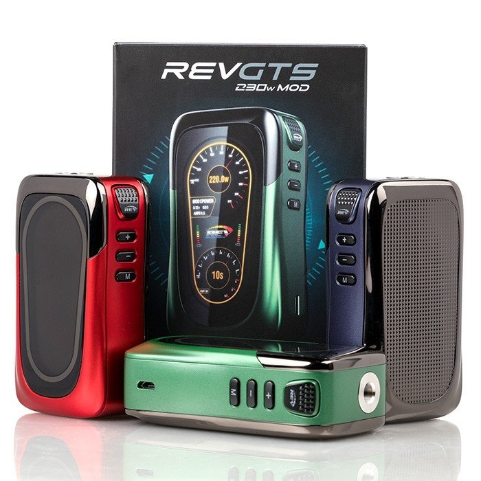 REV-Tech GTS 230W Mod