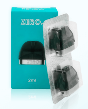 Vaporesso Zero Replacement Cartridges 2pk