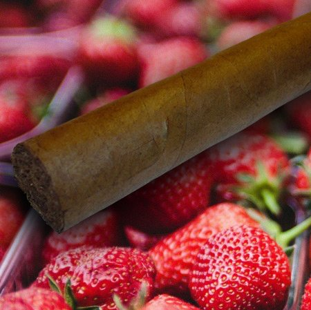 Strawberry Cigar