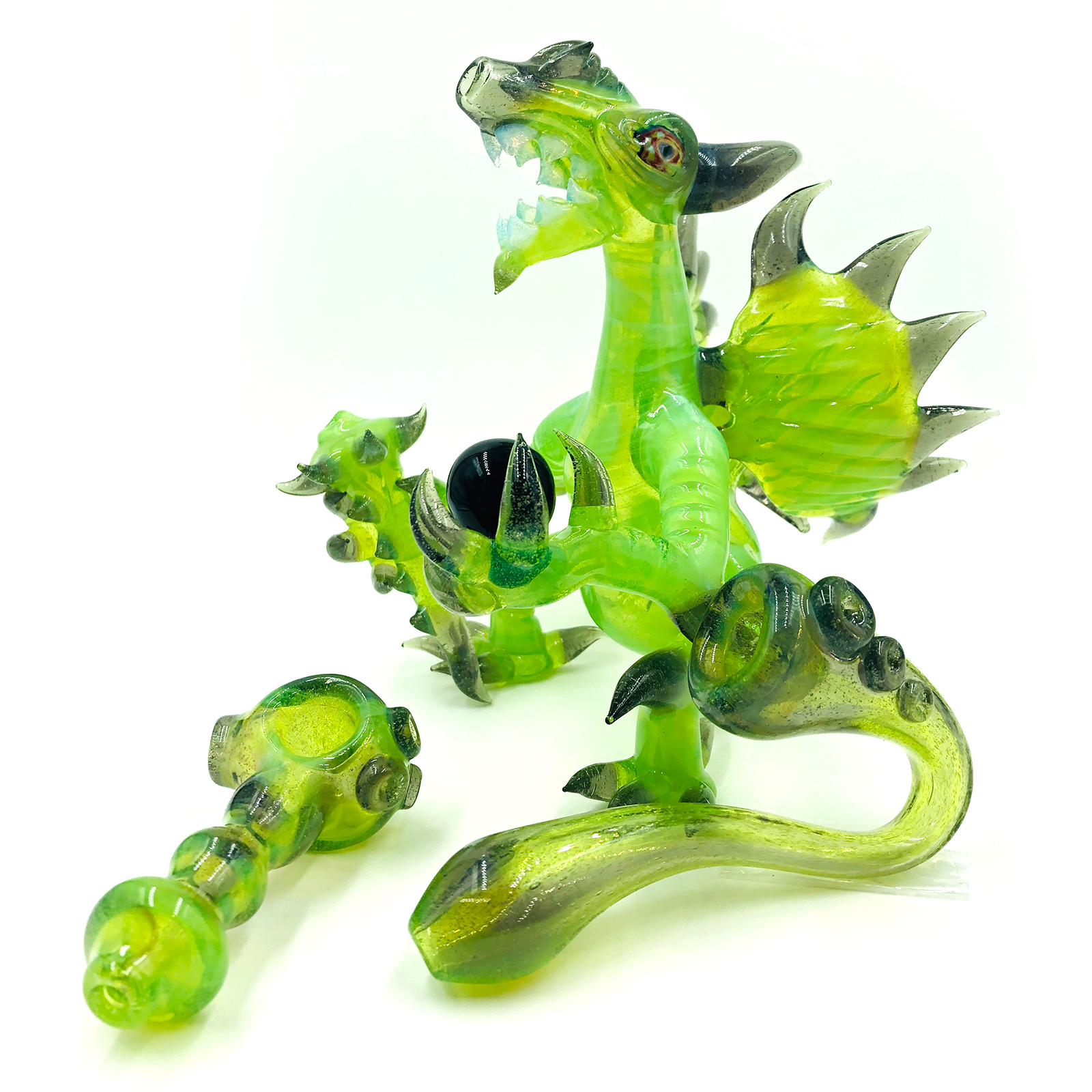Dragon Rig Full Kit w/ Case by @Boss_Glass