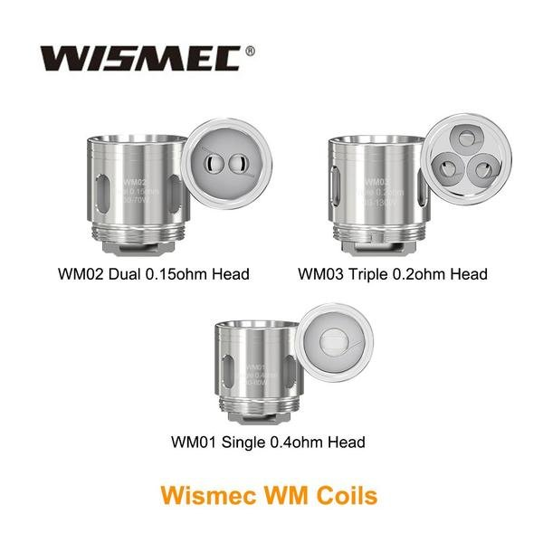 Wismec GNOME WM Atomizer (Single)