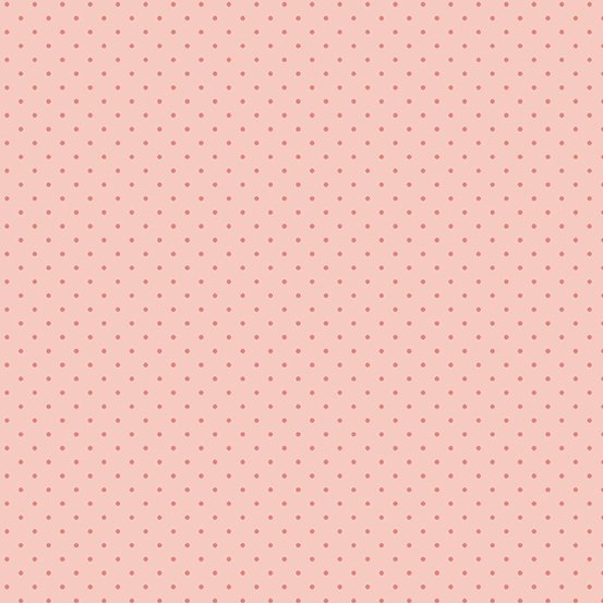 Andover Anna Light Pink Freckles by Edyta Sitar from Laundry Basket Quilt