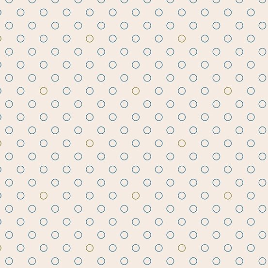 Andover Blue Sky Bubbles Cirrus by Edyta Sitar from Laundry basket Quilts