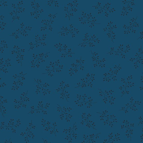 Andover Blue Sky Windswept Cadet by Edyta Sitar from Laundry Basket Quilts
