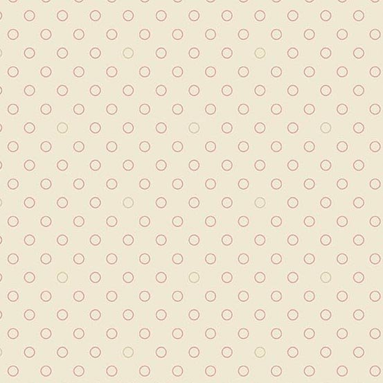 Andover Braveheart Bubbles Ecru by Edyta Sitar from Laundry Basket Quilts