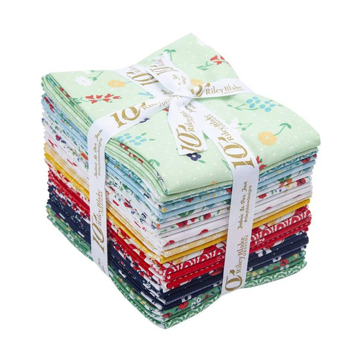 Riley Blake Sugarhouse Park Fat Quarter Bundle 24 pc